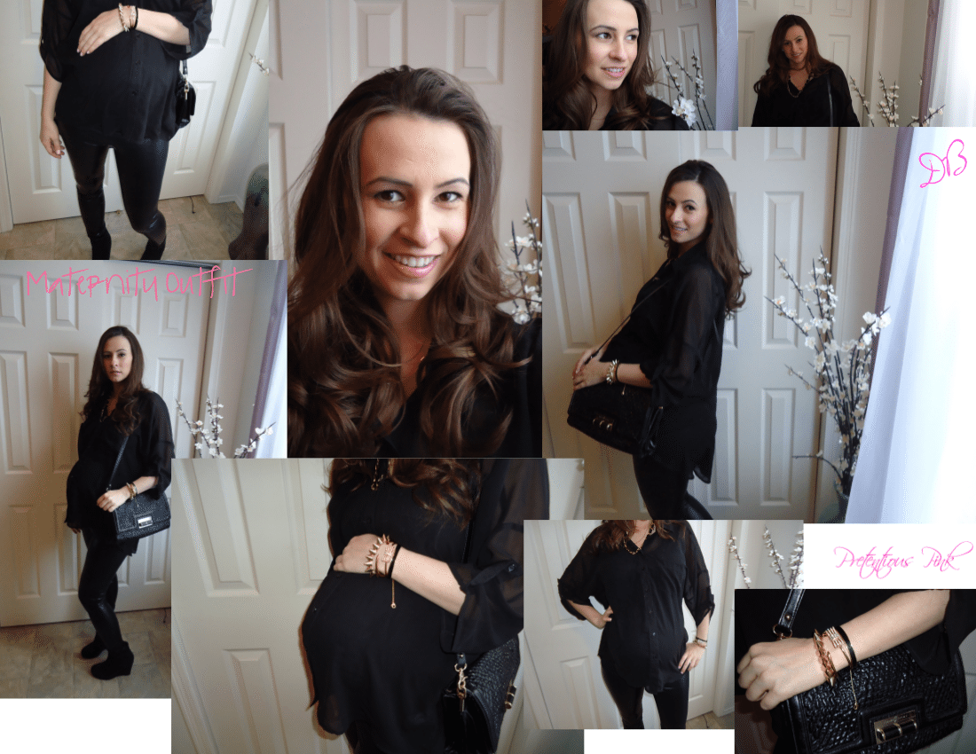 Maternity Outfit 1