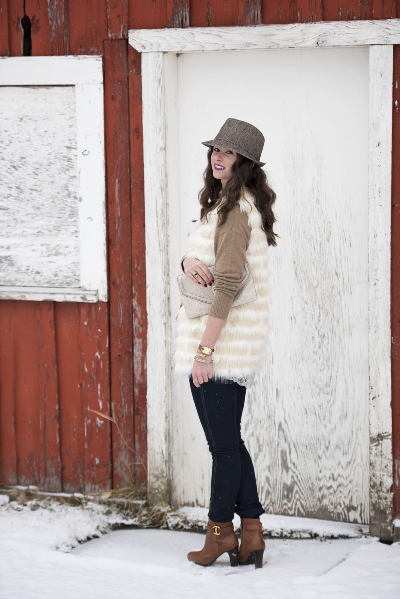Calgary Fashion Blogger-Danelle Bernakevitch