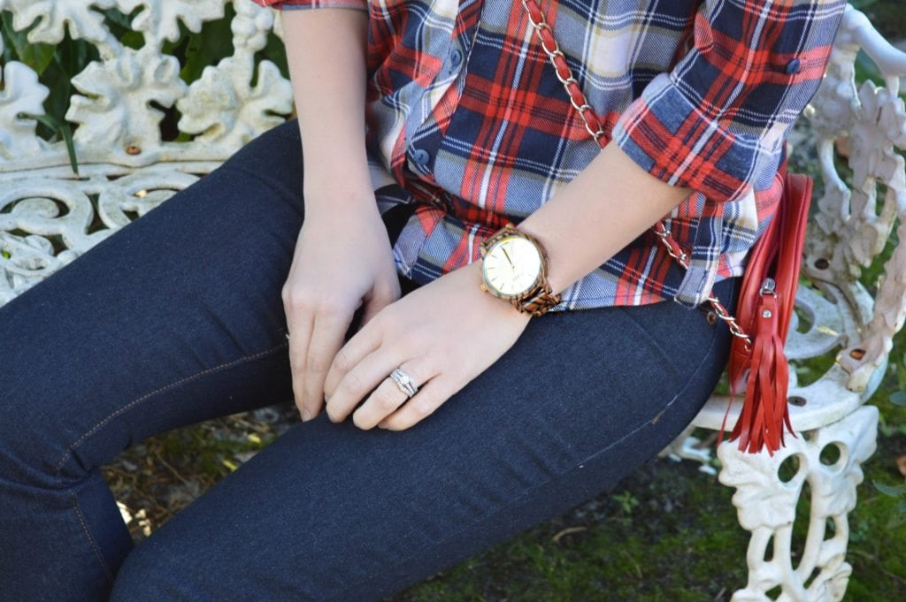 Wood Watch Canadian Blogger