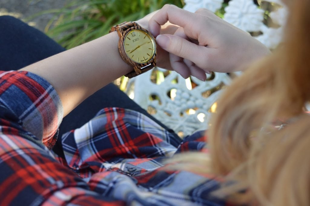 jord wood watch holiday 2016